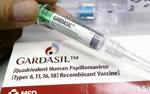 gardasil vakcina adalah