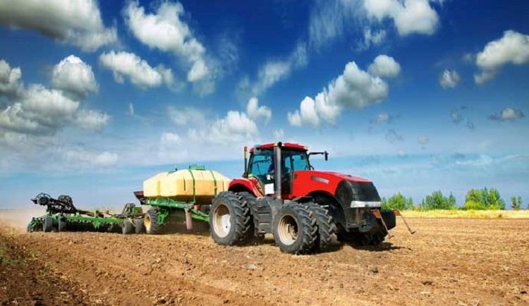 gyurusféreg a mezőgazdaság gépesítése)