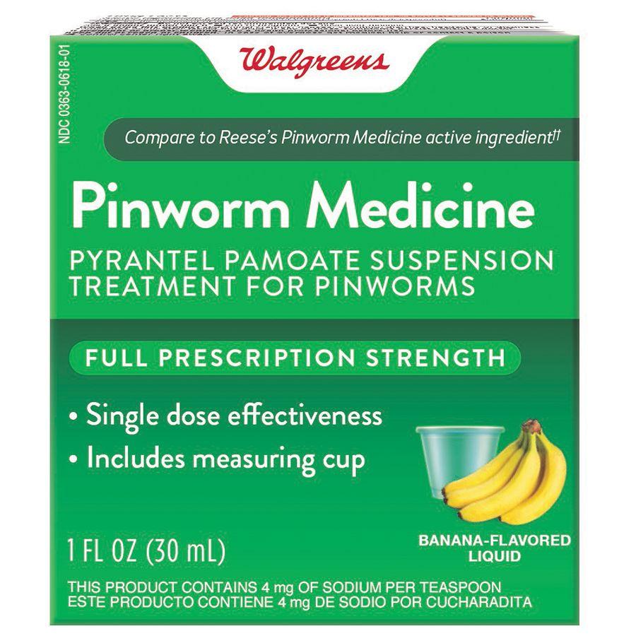 pinworms és zentel)