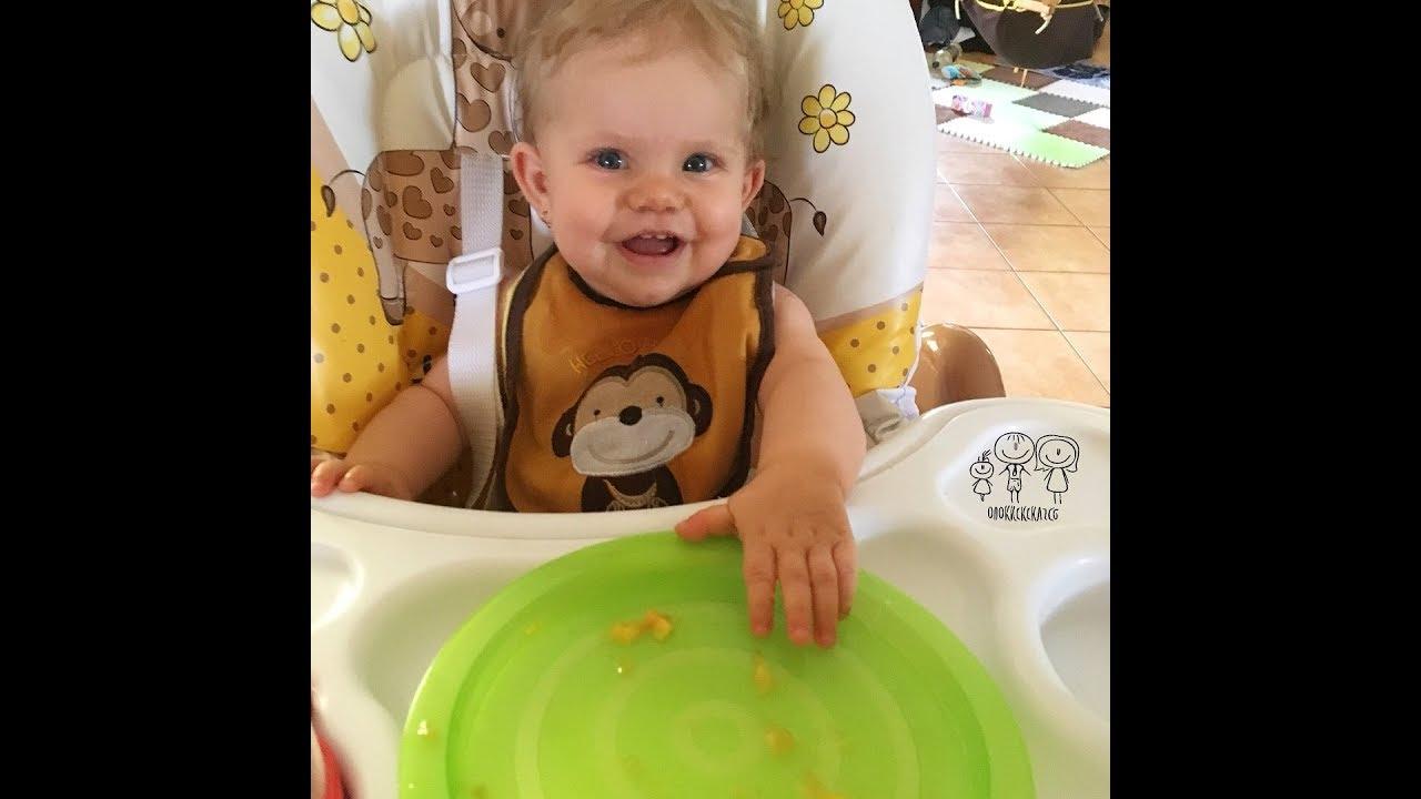 Férgek 9 hónapos kisbabában