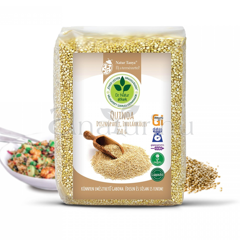 Minden, amit a quinoa fogyasztásáról tudni érdemes