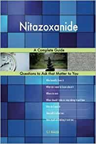 nitazoxanid pinworms