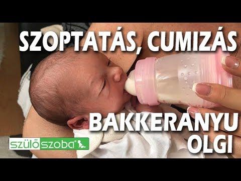 parazitaellenes szoptatás)