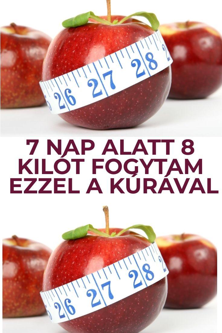 méregtelenítő diéta 7 nap)