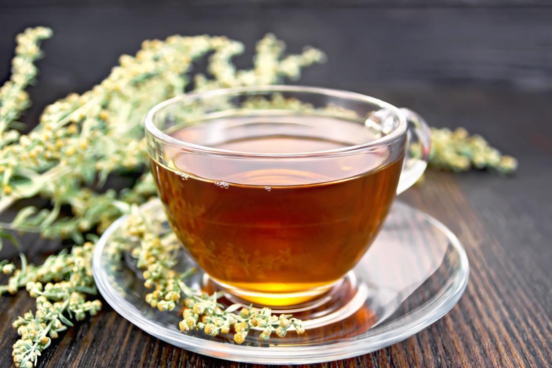 pinworm tea)