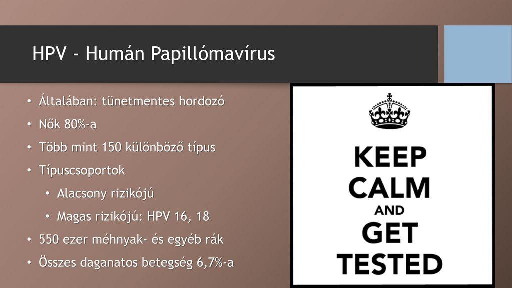 emberi papilloma a nők kezelésében)