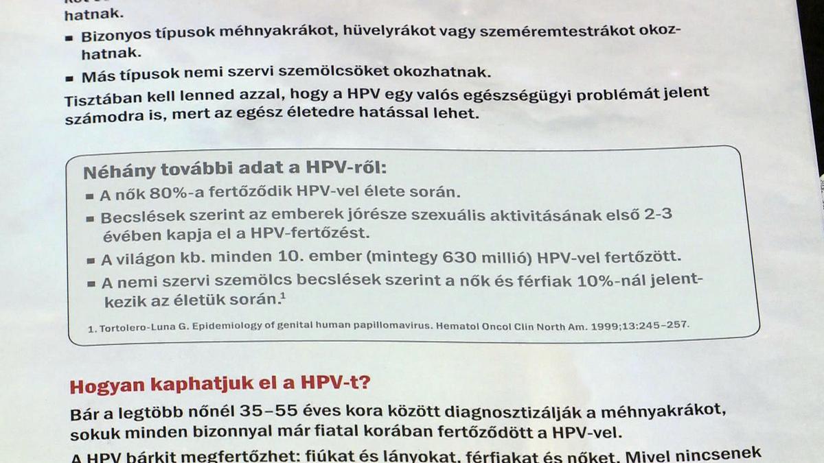 hogyan kapja meg a hpv-t)