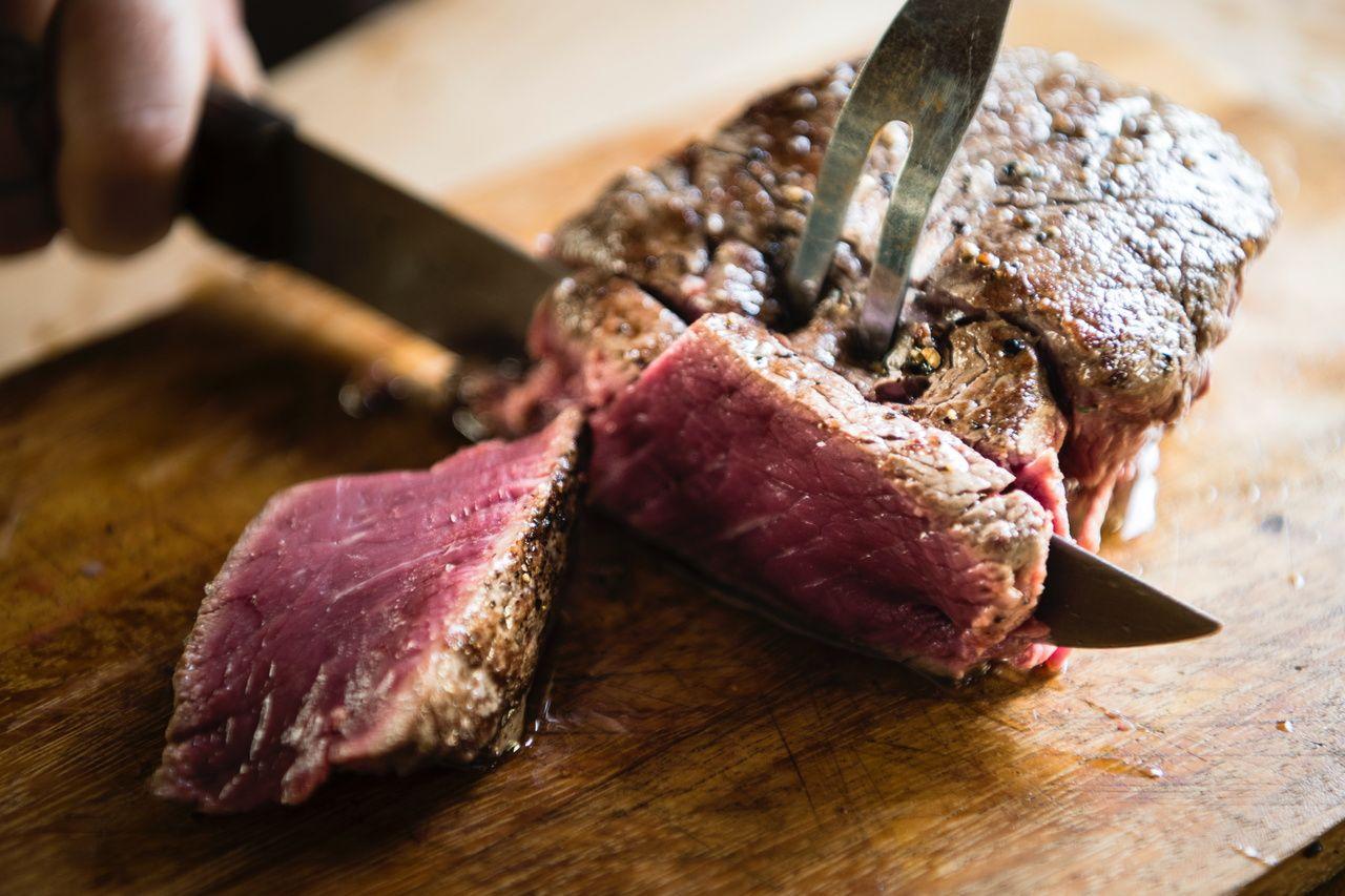 vastagbélrák vörös hús