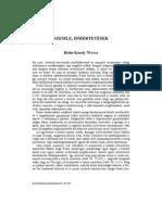 jelentés | A magyar nyelv értelmező szótára | Kézikönyvtár