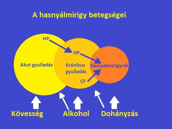 neuroendokrin rák és narancssárga szer