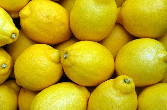 citrom méregtelenítés