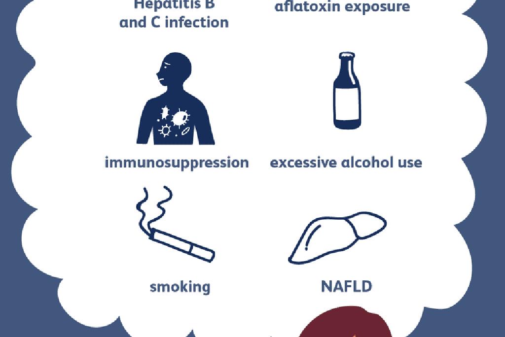májrák és hepatitis)
