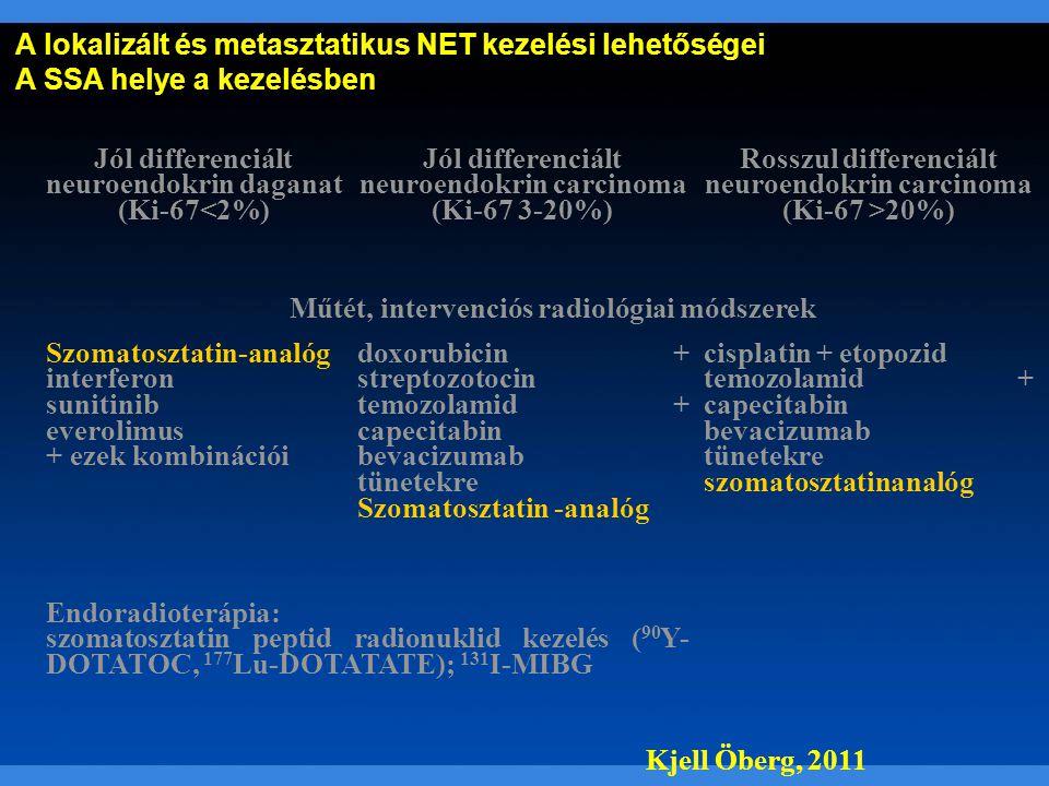 neuroendokrin rák aránya