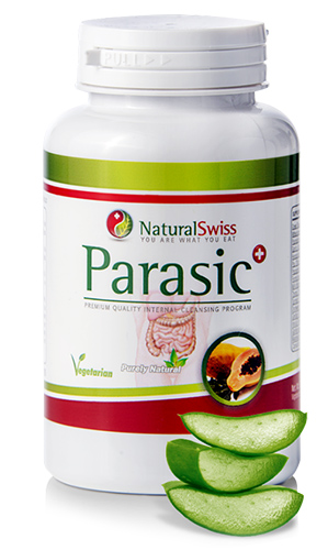 paraziták diétás tablettákban