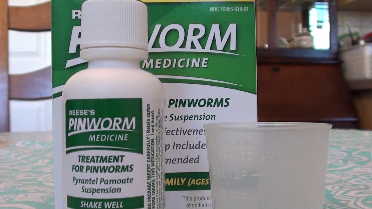 ropogós pinworm tünetek)