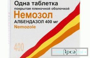 Paraziták kezelése Giardia-val)